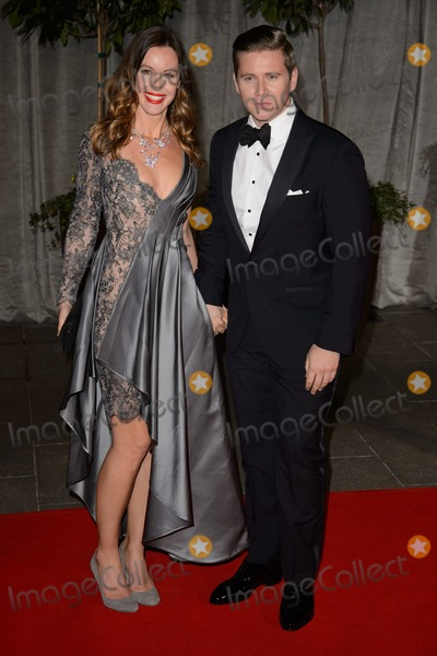 Allan Leech Photo - Charlie Webster and actor Allan Leech arrives for the BAFTA Film Awards 2015 dinner at the Grosvenor House Hotel London  08022015 Picture by Steve Vas Featureflash