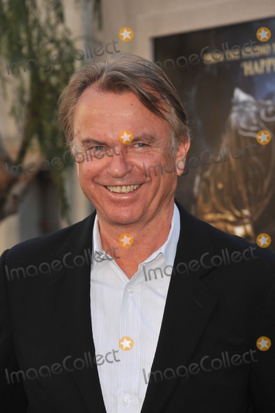 Sam Neill Photo - Sam Neill at the world premiere of his new movie Legends of the Guardians The Owls of GaHoole at Graumans Chinese Theatre HollywoodSeptember 19 2010  Los Angeles CAPicture Paul Smith  Featureflash