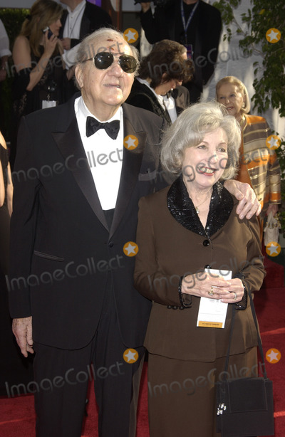 Karl Malden Photo - KARL MALDEN  wife at the 61st Annual Golden Globe Awards at the Beverly Hilton Hotel Beverly Hills CAJanuary 25 2004