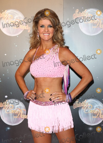Erin Boag Photo - Erin Boag arriving for the Strictly Come Dancing 2012 Launch Television Centre London 11092012 Picture by Henry Harris  Featureflash