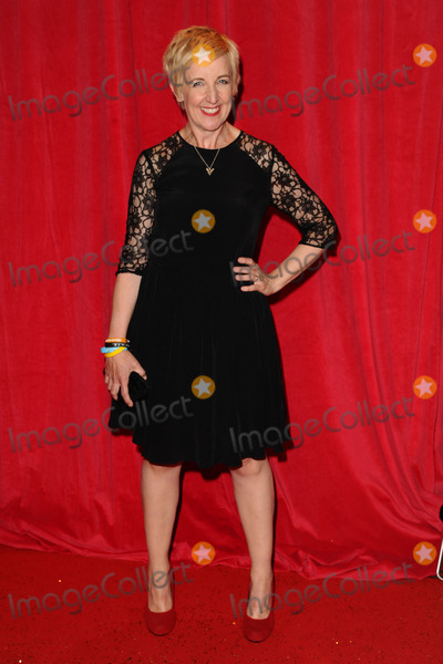 Julie Hesmondhalgh Photo - Julie Hesmondhalgh arriving for the 2014 British Soap Awards at the Hackney Empire London 24052014 Picture by Steve Vas  Featureflash