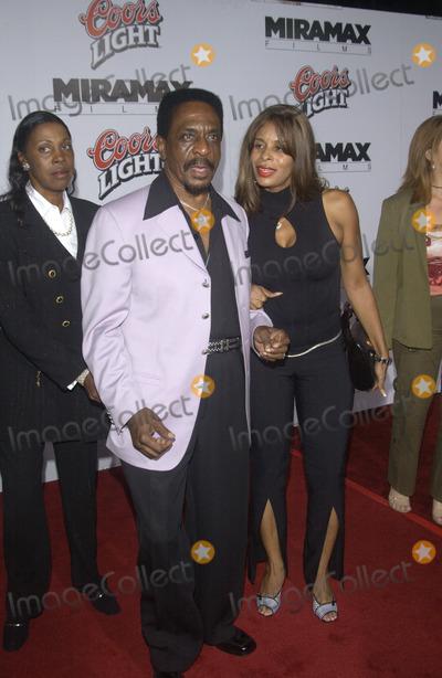 Ike Turner Photo - IKE TURNER at the Los Angeles premiere of Kill BillSept 29 2003 Paul Smith  Featureflash