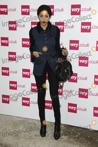 Anna Araujo Photo - Anna Araujoarrives at the Fearne Cottons Spring Summer 2012 range show for Verycouk London19092011  Picture by Steve VasFeatureflash