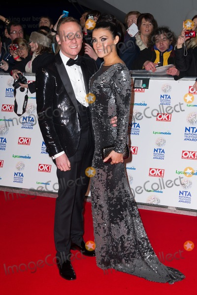 Antony Cotton Photo - Antony Cotton and Kym Marsh arriving for the National TV Awards 2014 at the O2 London 22012014 Picture by Dave Norton  Featureflash
