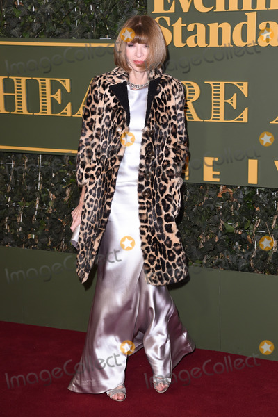 Anna Wintour Photo - Anna Wintour at the London Evening Standard Theatre Awards 2015 at the Old Vic Theatre LondonNovember 22 2015  London UKPicture Steve Vas  Featureflash
