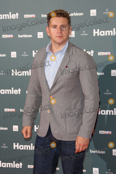Allen Leech Photo - Allen Leech at the opening night of Hamlet at the Barbican Centre London August 25 2015  London UKPicture James Smith  Featureflash