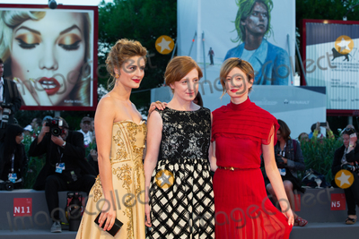 Alba Rohrwacher Photo - Lidiya Liberman Federica Fracassi  Alba Rohrwacher  at the premiere of Blood Of My Blood at the 2015 Venice Film FestivalSeptember 8 2015  Venice ItalyPicture Kristina Afanasyeva  Featureflash