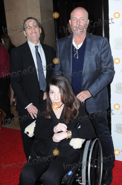 Nanci Ryder Photo - BEVERLY HILLS CA - FEBRUARY 24 (L-R) Publicist Paul Baker publicisthonoree Nanci Ryder and publicist Larry Winokur attend the 54th Annual ICG Publicists awards at the Beverly Hilton Hotel on February 24 2017 in Beverly Hills California  (Photo by Barry KingImageCollectcom)