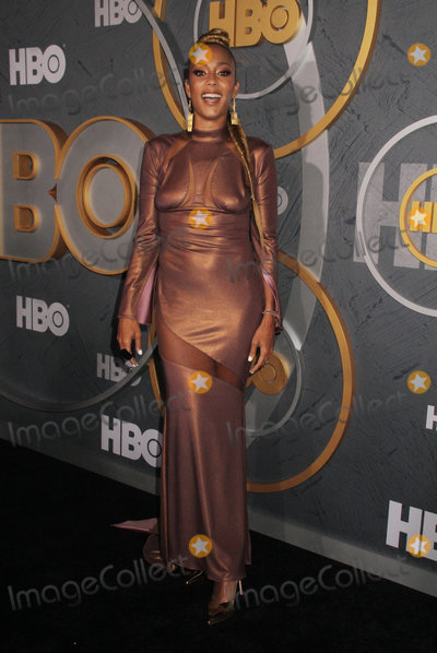Amanda Seales Photo - Amanda Seales 09222019 The 71st Annual Primetime Emmy Awards HBO After Party held at the Pacific Design Center in West Hollywood CA Photo by Izumi Hasegawa  HollywoodNewsWireco