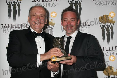 Kevin Baillie Photo - Joe Letteri Kevin Baillie  03012020 The 24th Annual Satellite Awards - Press Room at the Viceroy LErmitage Beverly Hills in Beverly Hills CA Photo by Izumi Hasegawa  HollywoodNewsWirenet