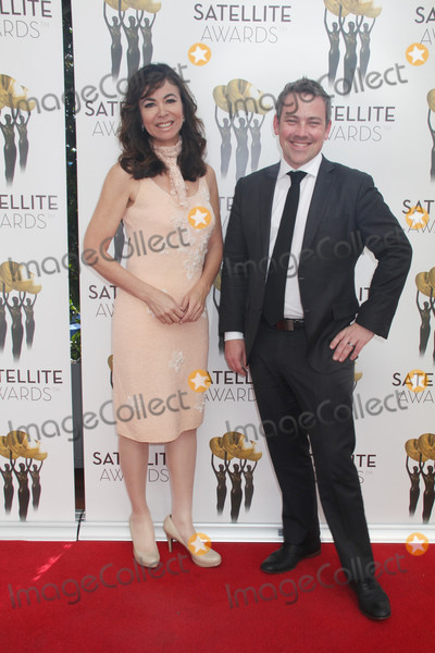 Kevin Baillie Photo - Kimbra Westervelt Kevin Baillie 02222019 The 23rd Satellite Awards held at the Mondrian Los Angeles in Los Angeles CA Photo by Kazuki Hirata  HollywoodNewsWireco