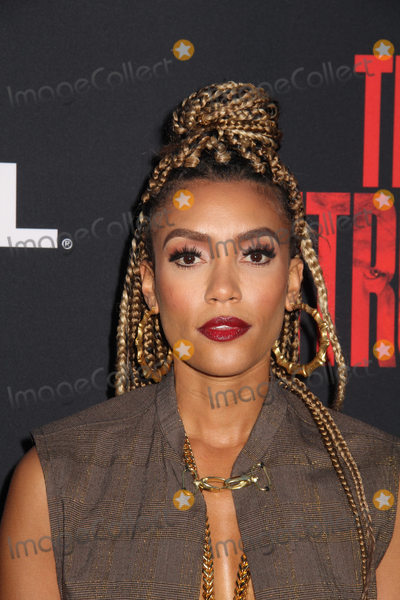 Annie Ilonzeh Photo - Annie Ilonzeh 05012019 The Los Angeles Premiere of The Intruder held at The ArcLight Hollywood in Los Angeles CA Photo by Izumi Hasegawa  HollywoodNewsWireco
