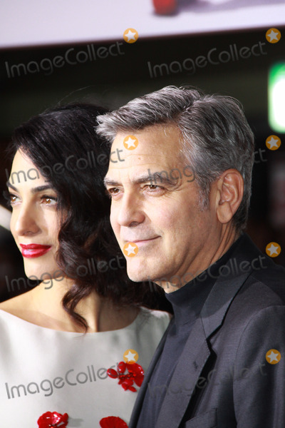 Amal Clooney Photo - Amal Clooney George Clooney 02012016 Hail Caesar Premiere held at the Regency Village Theatre in Westwood CA Photo by Kazuki Hirata  HollywoodNewsWirenet