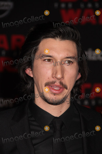 Adam Driver Photo - Adam Driver 12092017 The World Premiere of Lucasfilms Star Wars The Last Jedi held at Shrine Auditorium in Los Angeles CA Photo by Izumi Hasegawa  HollywoodNewsWireco