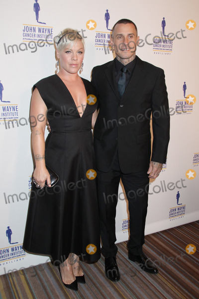 Alecia Moore Photo - Pink Alecia Moore Carey Hart 04112015 30th Annual Odyssey Ball held at Beverly Wilshire Beverly Hills A Four Seasons Hotel in Beverly Hills CA Photo by Kazuki Hirata  HollywoodNewsWirenet