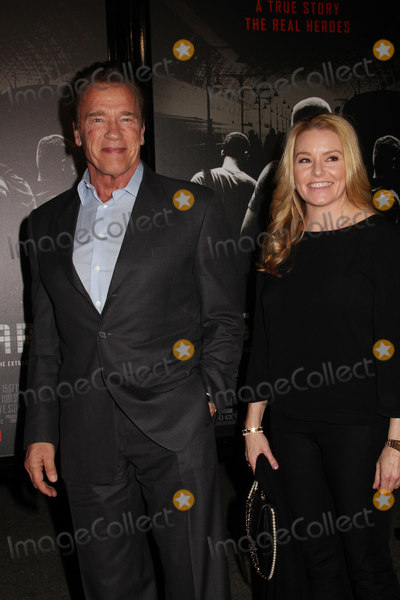 Arnold Schwarzenegger Photo - Arnold Schwarzenegger Heather Milligan 02052018 The World Premiere of The 1517 to Paris held at The SJR Theater at Warner Bros Studios in Burbank CA Photo by Izumi Hasegawa  HollywoodNewsWireco