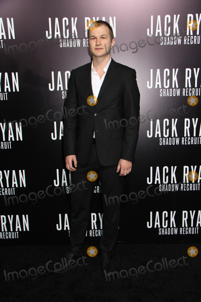 Alec Utgoff Photo - Alec Utgoff 01152014 Los Angeles Premiere of Jack Ryan Shadow Recruit held at the TCL Chinese Theatre in Hollywood CA Photo by Izumi Hasegawa  HollywoodNewsWirenet