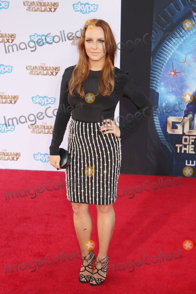 Annie Starke Photo - Annie Starke 07212014 Guardians of the Galaxy Premiere held at the Dolby Theatre in Hollywood CA Photo by Kazuki Hirata  HollywoodNewsWirenet