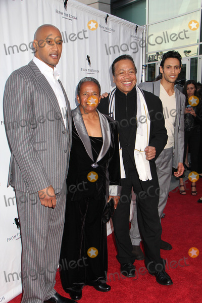 Henri Simmons Photo - Henry Simmons Catana Starks Pierre Bagley Ben Youcef 04232014 VIP Screening From The Rough held at Arclight Hollywood in Hollywood CA Photo by Izumi Hasegawa  HollywoodNewsWirenet