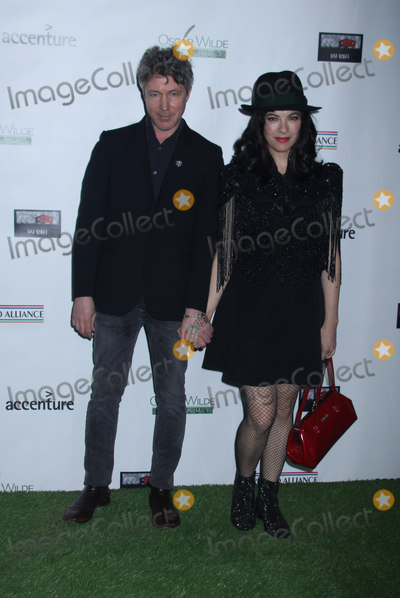 Aidan Gillen Photo - Aidan Gillen Camille OSullivan 02212019 The 14th Annual Oscar Wilde Awards held at Bad Robot in Santa  MonicaCA Photo by Hiro Katoh  HollywoodNewsWireco