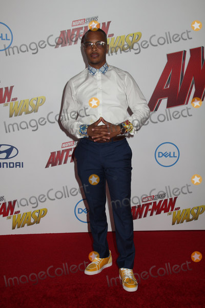 Tip TI Harris Photo - TipTI Harris  06252018 The World Premiere of Ant-Man and the Wasp held at Hollywood CA Photo by Izumi Hasegawa  HollywoodNewsWireco