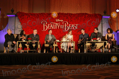 Alan Menken Photo - Alan Menken Audra McDonald Bill Condon Dan Stevens Emma Watson Luke Evans Josh Gad Gugu Mbatha-Raw 03052017 Beauty and the Beast Press Conference held at the Montage Beverly Hills in Beverly Hills CA Photo by Julian Blythe  HollywoodNewsWireco