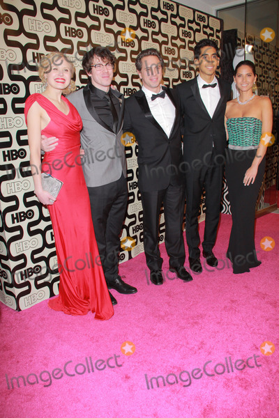 Dev Patel Photo - Alison Pill Dev Patel Olivia Munn01132013 70th Annual Golden Globe Awards HBO After Party held at Beverly Hilton Hotel in Beverly Hills CA Photo by Izumi Hasegawa  HollywoodNewsWirenet