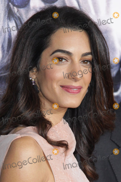 Amal Alamuddin Photo - Amal Alamuddin Clooney 10262015 The Los Angeles premiere of Our Brand is Crisis held at TCL Chinese Theatre in Hollywood CA Photo by Izumi Hasegawa  HollywoodNewsWirenet