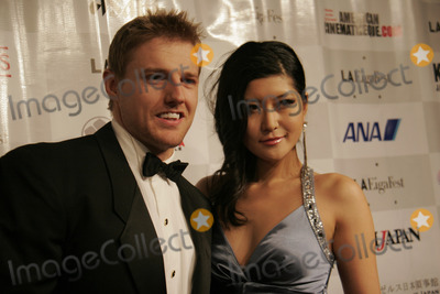 Cody Deal Photo - Cody Deal Hazuki Kato12142012 LA Eiga Fest 2012 Red Carpet held at Egyptian Theatre in Hollywood CA Photo by Yoko Maegawa  HollywoodNewsWirenet