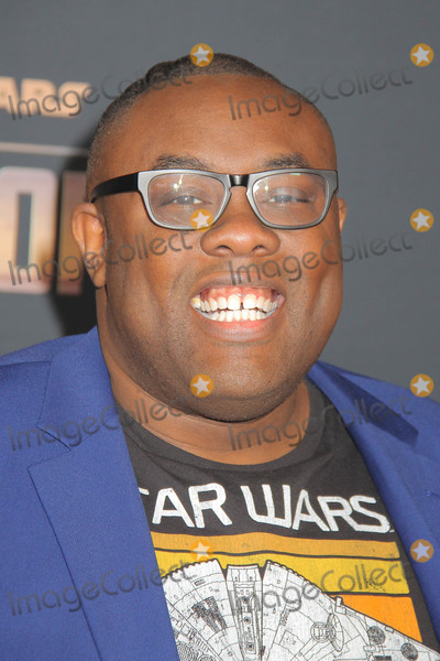 Andre Meadows Photo - Andre Meadows 11132019 The Mandalorian Premiere held at the El Capitan Theatre in Hollywood CA Photo by Kazuki Hirata  HollywoodNewsWireco