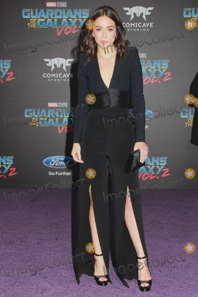 Chloe Bennet Photo - Chloe Bennet 04192017 The World Premiere of Guardians of the Galaxy Vol2 held at The Dolby Theatre in Hollywood CA Photo by Izumi Hasegawa  HollywoodNewsWireco