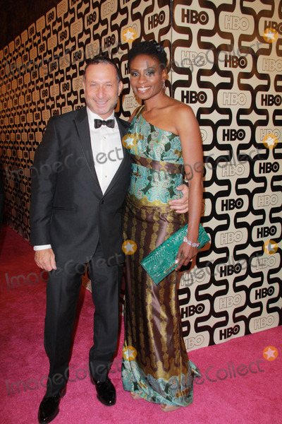 Alan Poul Photo - Alan Poul Adina Porter01132013 70th Annual Golden Globe Awards HBO After Party held at Beverly Hilton Hotel in Beverly Hills CA Photo by Izumi Hasegawa  HollywoodNewsWirenet