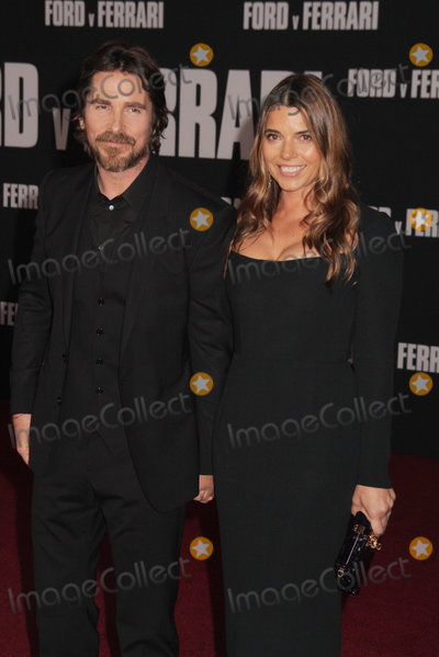 The Specials Photo - Christian Bale Sibi Blazic 11042019 The Special Screening of Ford v Ferrari held at TCL Chinese Theater in Los Angeles CA  Photo by Izumi Hasegawa  HollywoodNewsWireco