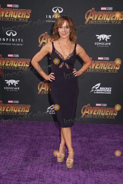 Jennifer Grey Photo - Jennifer Grey 04232018 The World Premiere of Avengers Infinity War held at Hollywood CA Photo by Izumi Hasegawa  HollywoodNewsWireco