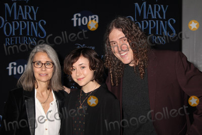 Al Yankovic Photo - Al Yankovic 11292018 The World Premiere of Mary Poppins Returns held at The Dolby Theatre in Los Angeles CA Photo by Izumi Hasegawa  HollywoodNewsWireco