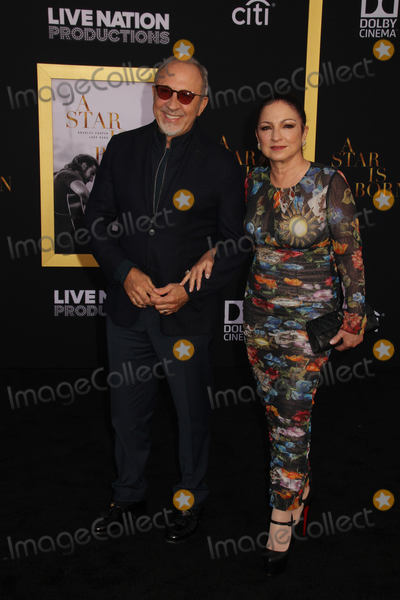 Emilio Estefan Photo - Emilio Estefan Gloria Estefan 09242018 The Los Angeles Premiere of A Star is Born held at The Shrine Auditorium  Expo Hall in Los Angeles CA Photo by Izumi Hasegawa  HollywoodNewsWireco