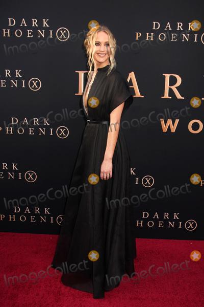 Jennifer Lawrence Photo - Jennifer Lawrence 06042019 Dark Phoenix Premiere held at the TCL Chinese Theatre in Hollywood CA Photo by Kazuki Hirata  HollywoodNewsWireco
