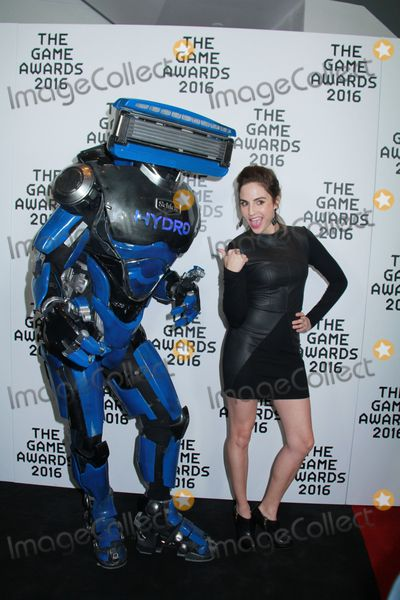 Alison Haislip Photo - Alison Haislip 12012016  The Game Awards at the Microsoft Theater in Los Angeles CA Photo by Julian Blythe  HollywoodNewsWireco