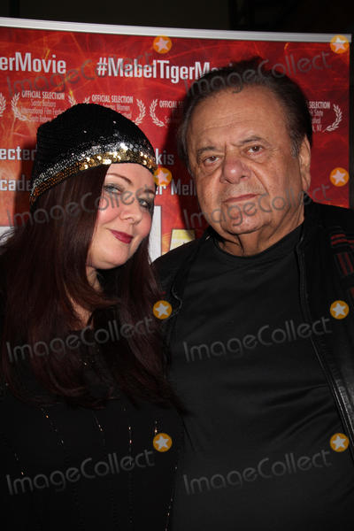Paul Sorvino Photo - Dee Dee Sorvino Paul Sorvino 03082018 Screening of Mabel Mabel Tiger Trainer held at Laemmle Music Hall in Beverly Hills CA Photo by Izumi Hasegawa  HollywoodNewsWireco