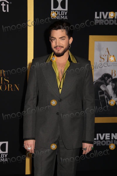 Adam Lambert Photo - Adam Lambert 09242018 The Los Angeles Premiere of A Star is Born held at The Shrine Auditorium  Expo Hall in Los Angeles CA Photo by Izumi Hasegawa  HollywoodNewsWireco