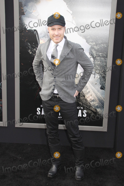 Andrew Lockington Photo - Andrew Lockington 05262015 San Andreas Premiere held at the TCL Chinese Theatre in Hollywood CA Photo by Kazuki Hirata  HollywoodNewsWirenet