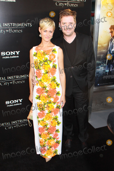 Atli Orvarsson Photo - Anna Orvarsson Atli Orvarsson 08122013 The Mortal Instruments City of Bones Premiere held at the Arclight Cinerama Dome in Hollywood CA Photo by Kazuki Hirata  HollywoodNewsWirenet
