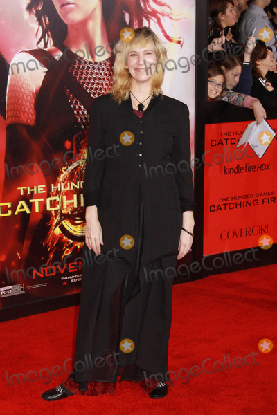 Amanda Plummer Photo - Amanda Plummer 11182013 The Hunger Games Catching Fire Premiere held at the Nokia Theatre LA Live in Los Angeles CA Photo by Kazuki Hirata  HollywoodNewsWirenet