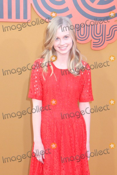 Angourie Rice Photo - Angourie Rice 05102016 Los Angeles premiere of The nice Guys held at The TCL Chinese Theatre in Hollywood CA Photo by Izumi Hasegawa  HollywoodNewsWireco