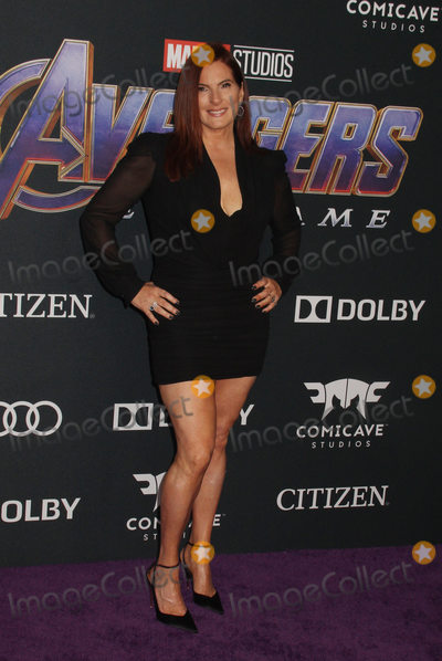 Ann Russo Photo - Anne Russo 04222019 The world premiere of Marvel StudiosAvengers Endgame held at The Los Angeles Convention Center in Los Angeles CA Photo by Izumi Hasegawa  HollywoodNewsWireco