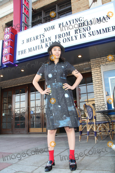 Ayako Fujitani Photo - Ayako Fujitani 03282015 Man from Reno Opening Weekend photo call held at Laemmle Royal in West Los Angeles CA Photo by Izumi Hasegawa  HollywoodNewsWirenet
