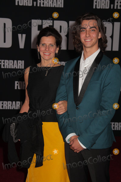 The Specials Photo - Amber Deane Larsen Deane 11042019 The Special Screening of Ford v Ferrari held at TCL Chinese Theater in Los Angeles CA  Photo by Izumi Hasegawa  HollywoodNewsWireco