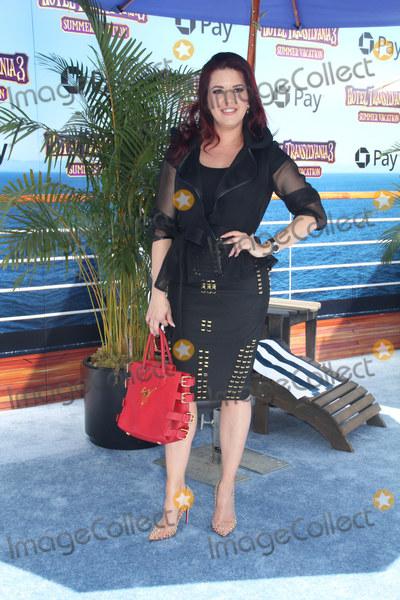Alicia Machado Photo - Alicia Machado 06302018 The World Premiere of Hotel Transylvania 3 Summer Vacation held at Regency Village Theater in Los Angeles CA Photo by Izumi Hasegawa  HollywoodNewsWireco