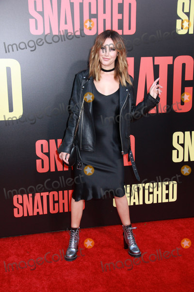 Ashley Tisdale Photo - Ashley Tisdale 05102017 The World Premiere of Snatched held at the Regency Village Theater in Los Angeles CA Photo by Izumi Hasegawa  HollywoodNewsWireco