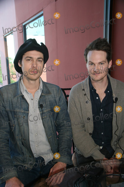 Aaron Nee Photo - Aaron Nee Adam Nee 01132016 Band of Robbers Photocall held at Blacklist Digital in Los Angeles CA Photo by Izumi Hasegawa  HollywoodNewsWirenet